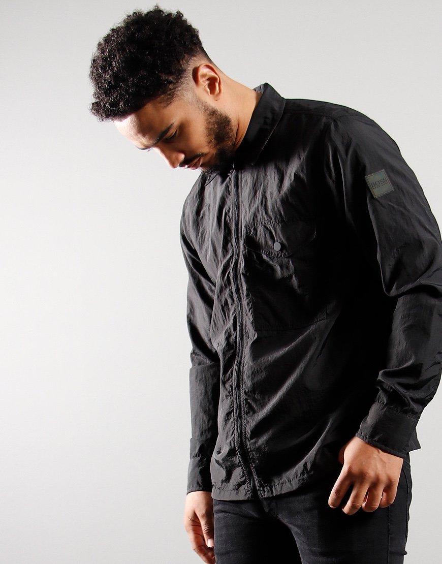 BOSS Lovel_zip_6 Jacket Black