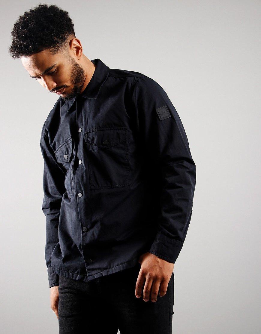 BOSS Lovel 7 Overshirt Black