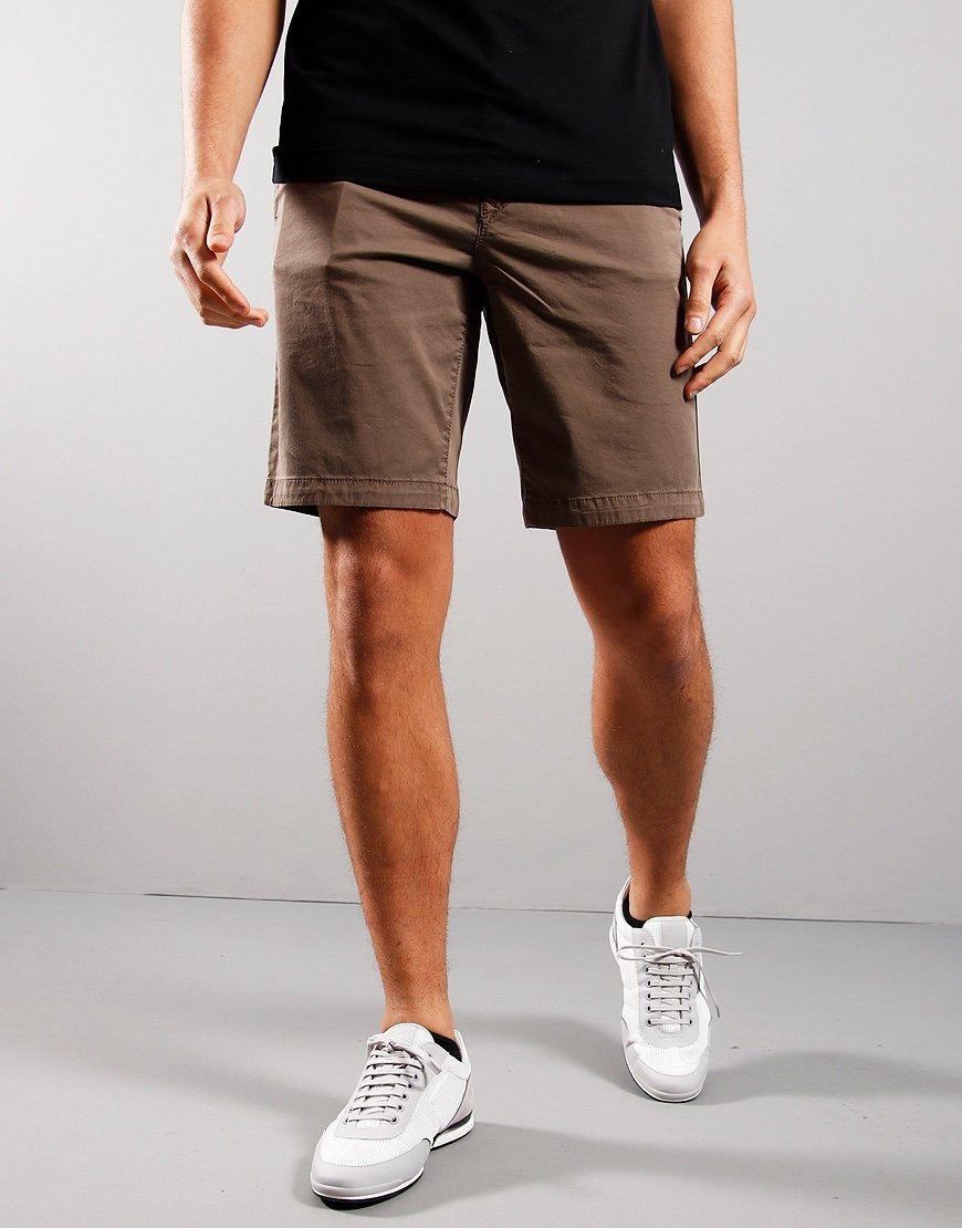 BOSS Schino Slim Fit Shorts Beige/khaki