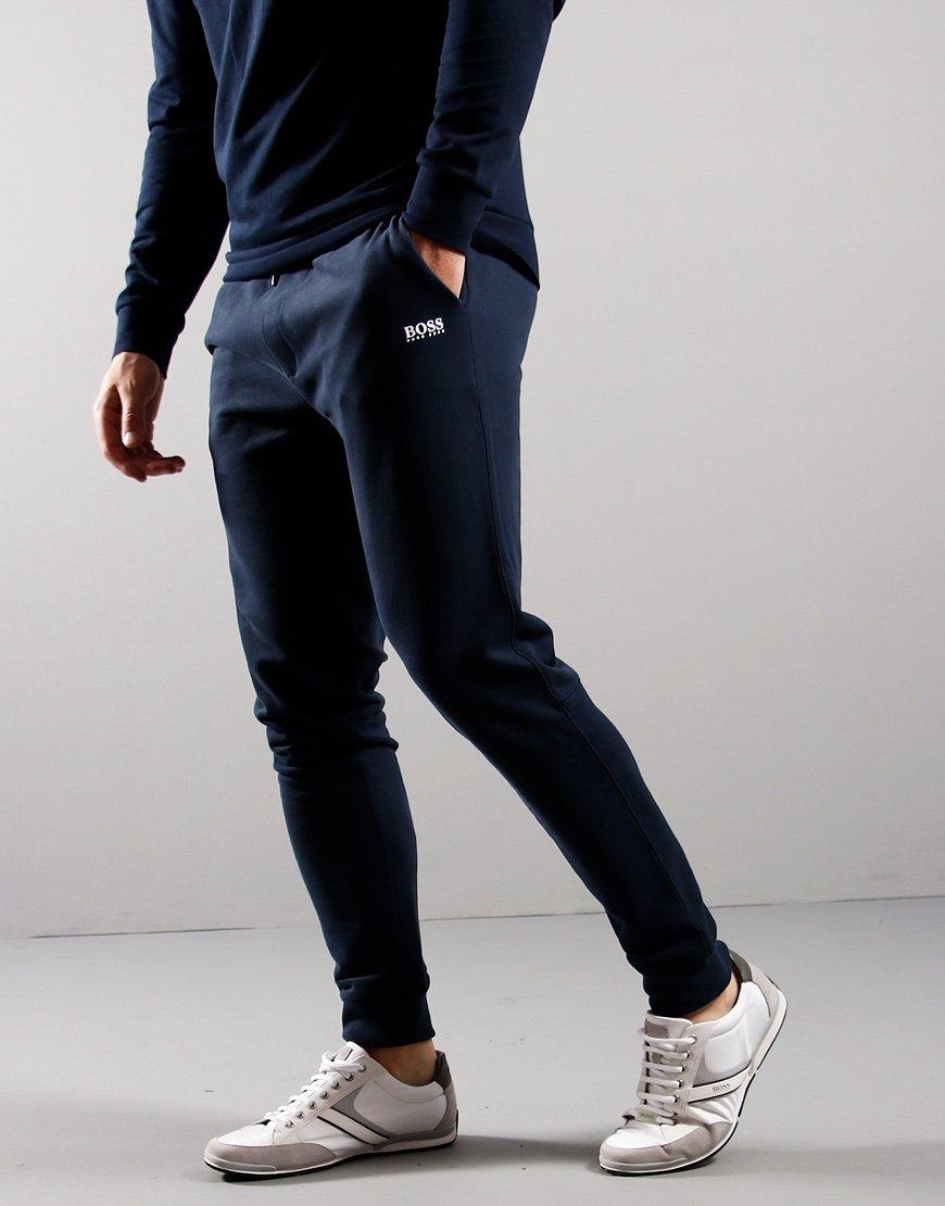 BOSS Skeevo Track Pants Dark Blue