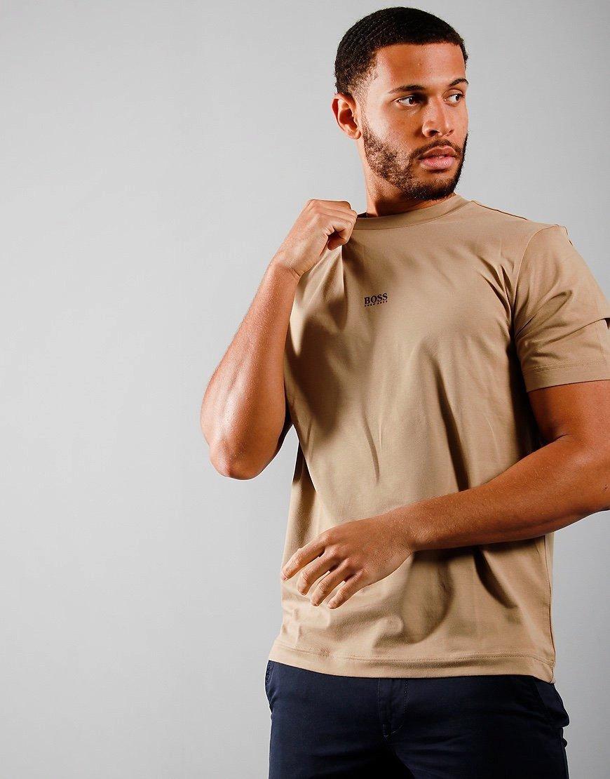 BOSS TChup T-Shirt  Medium Beige