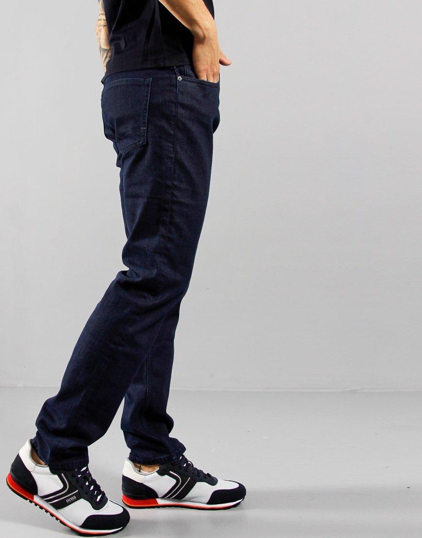 BOSS Delaware BC-L-P Jeans  Dark Blue lndigo