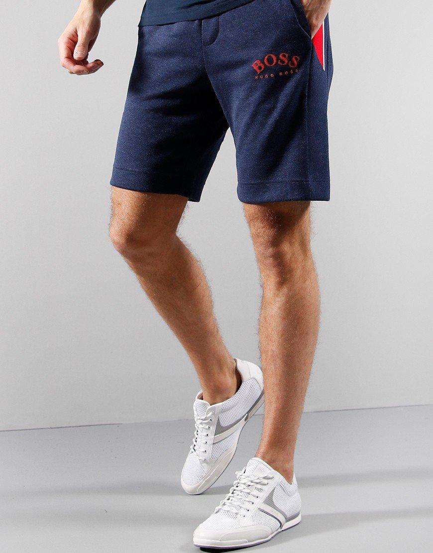BOSS Headlo Jog Shorts Navy