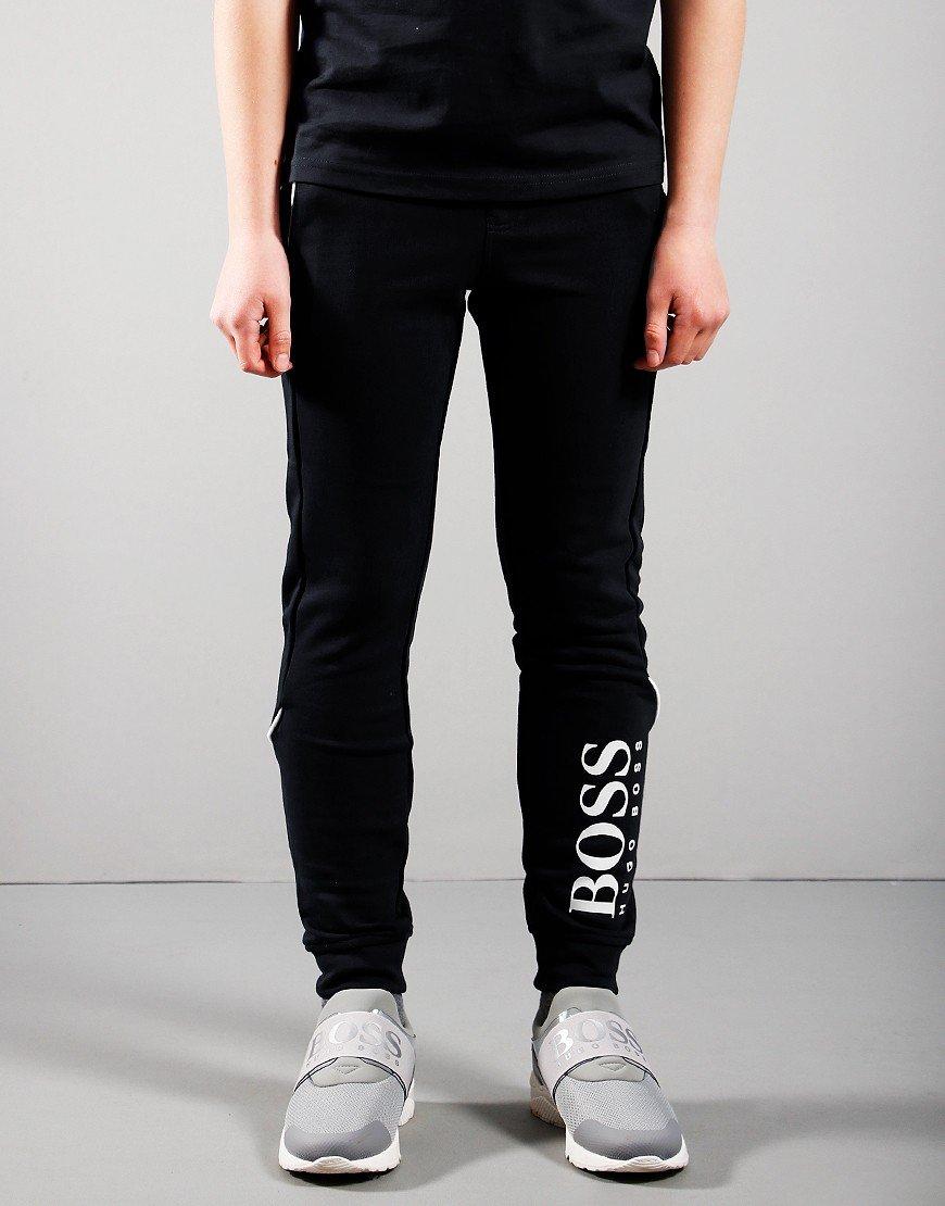 BOSS Kids Joggers Black
