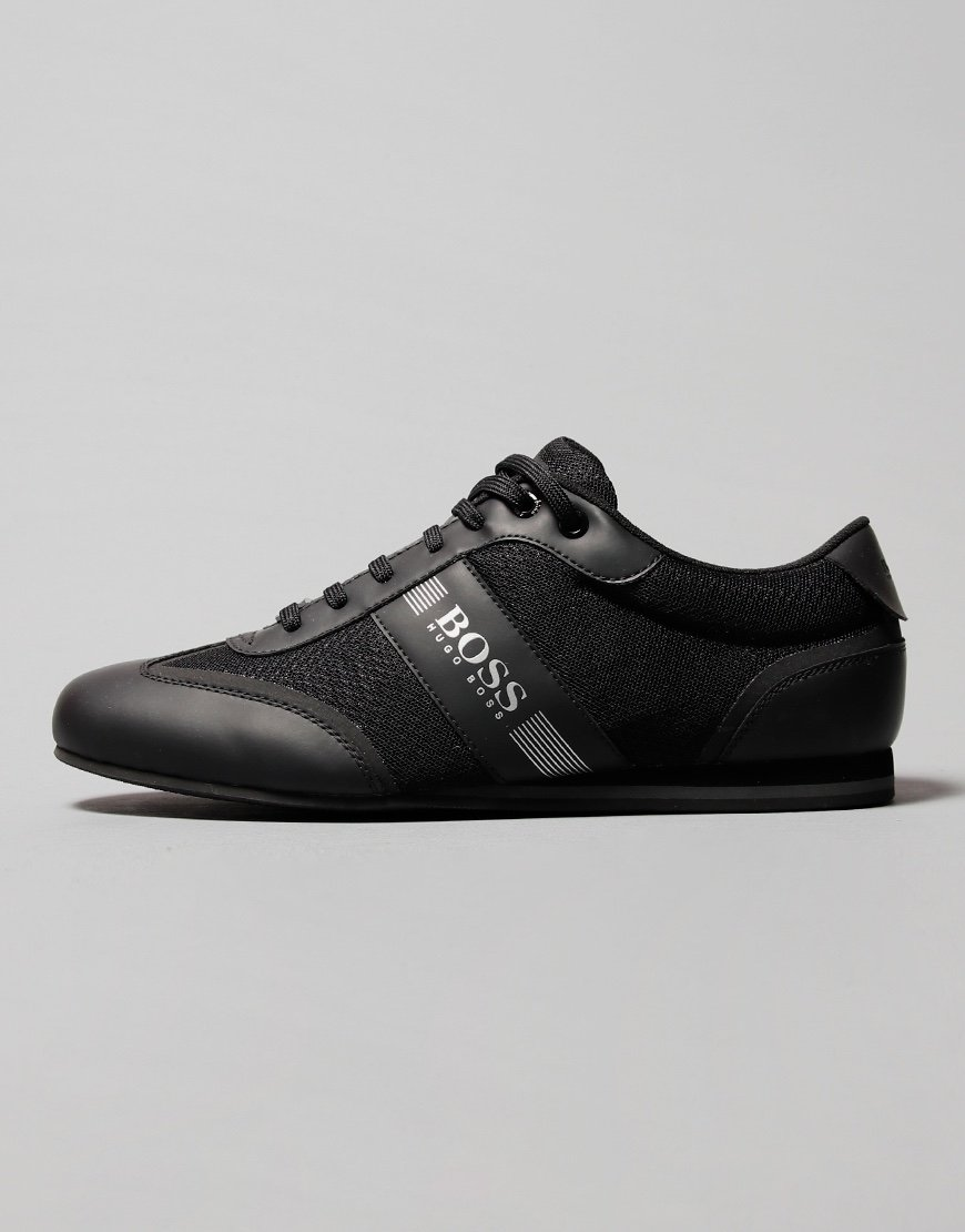 BOSS Lighter Lowp Trainers Black
