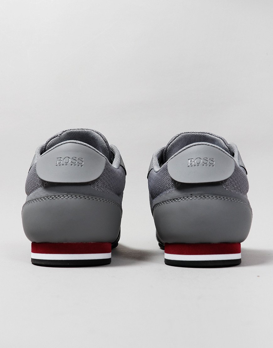 BOSS Lighter Lowp MXME Sneakers Medium Grey