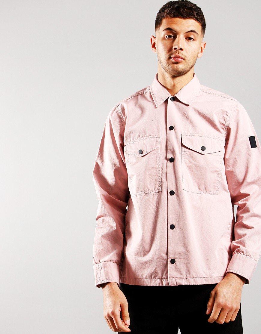 BOSS Lovel 7 Overshirt Light/Pastel Pink