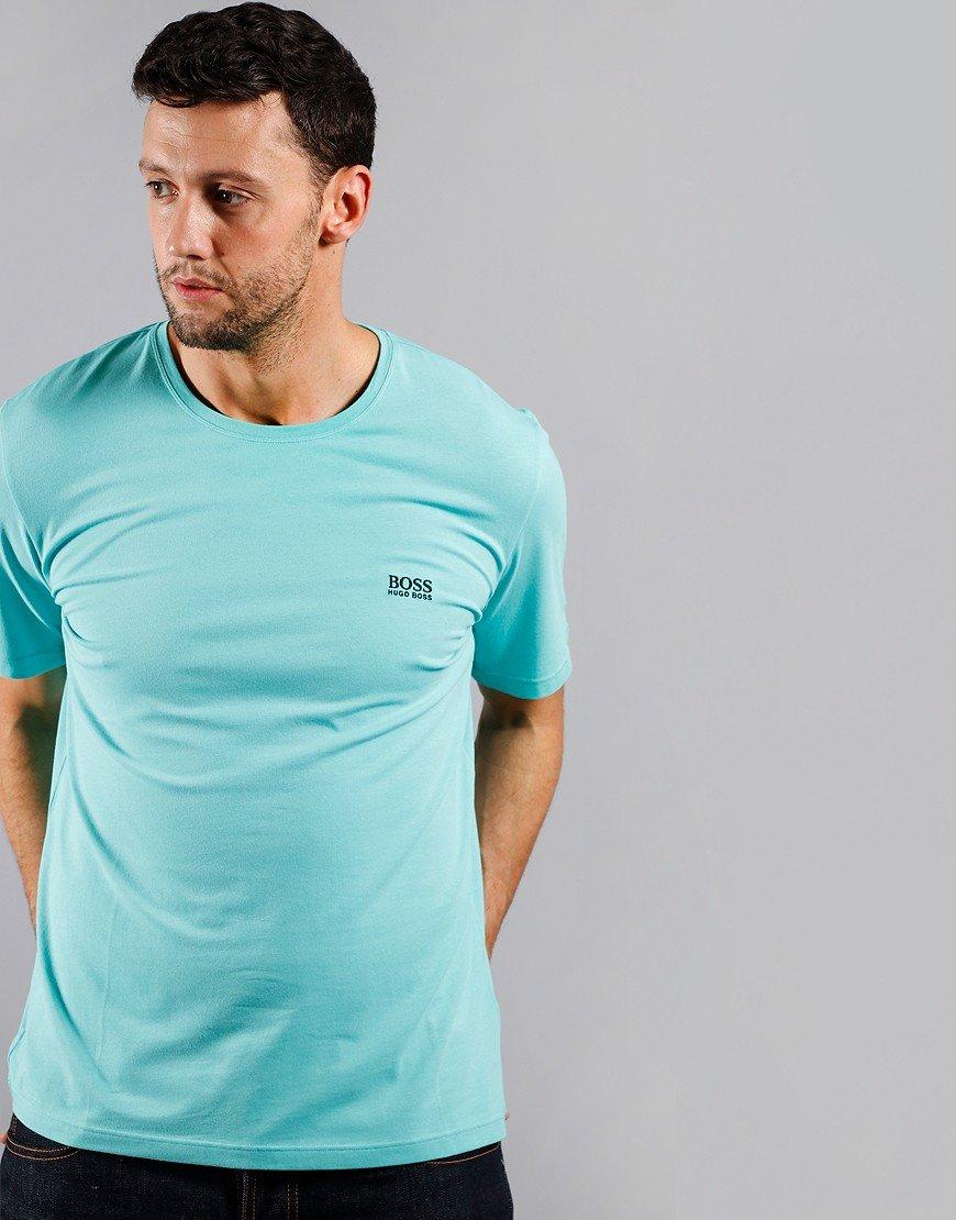 BOSS Mix & Match T-Shirt Turquoise / Aqua