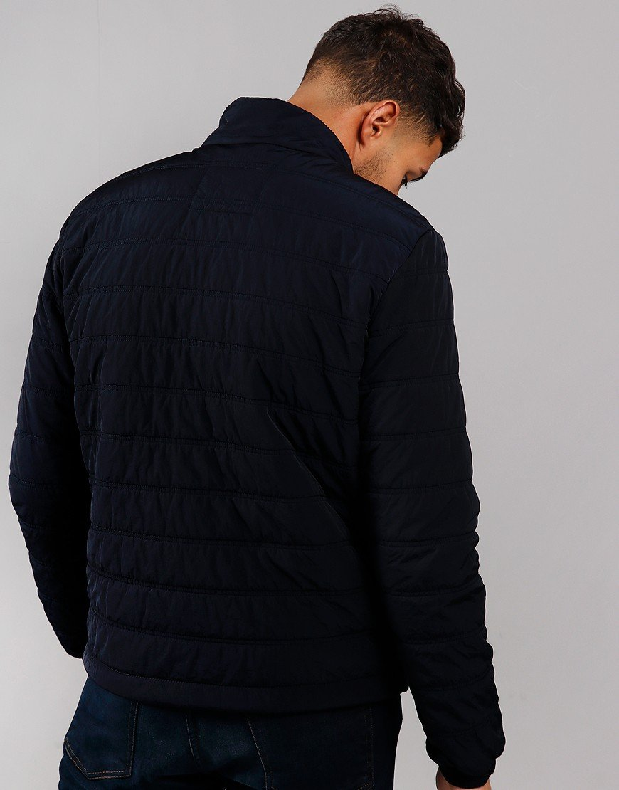 BOSS Owest-D Jacket Dark Blue