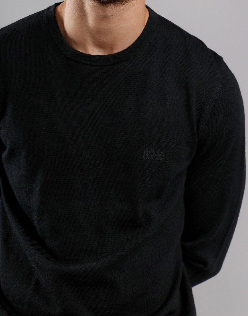 BOSS Raio_1 Knit Black