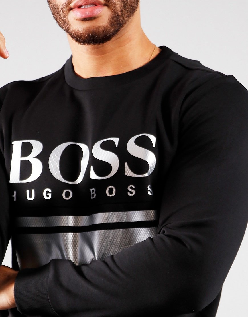 BOSS Salbo 1 Sweatshirt Black