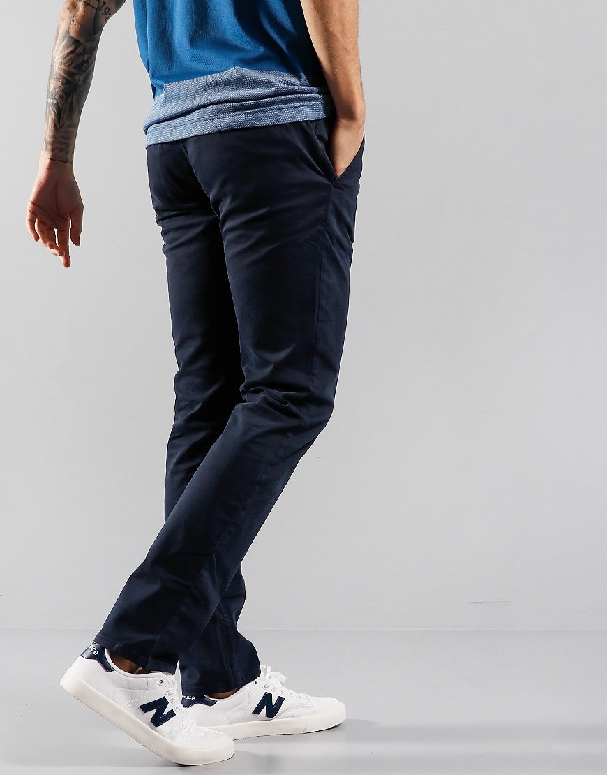 BOSS Schino Slim Chinos Dark Blue