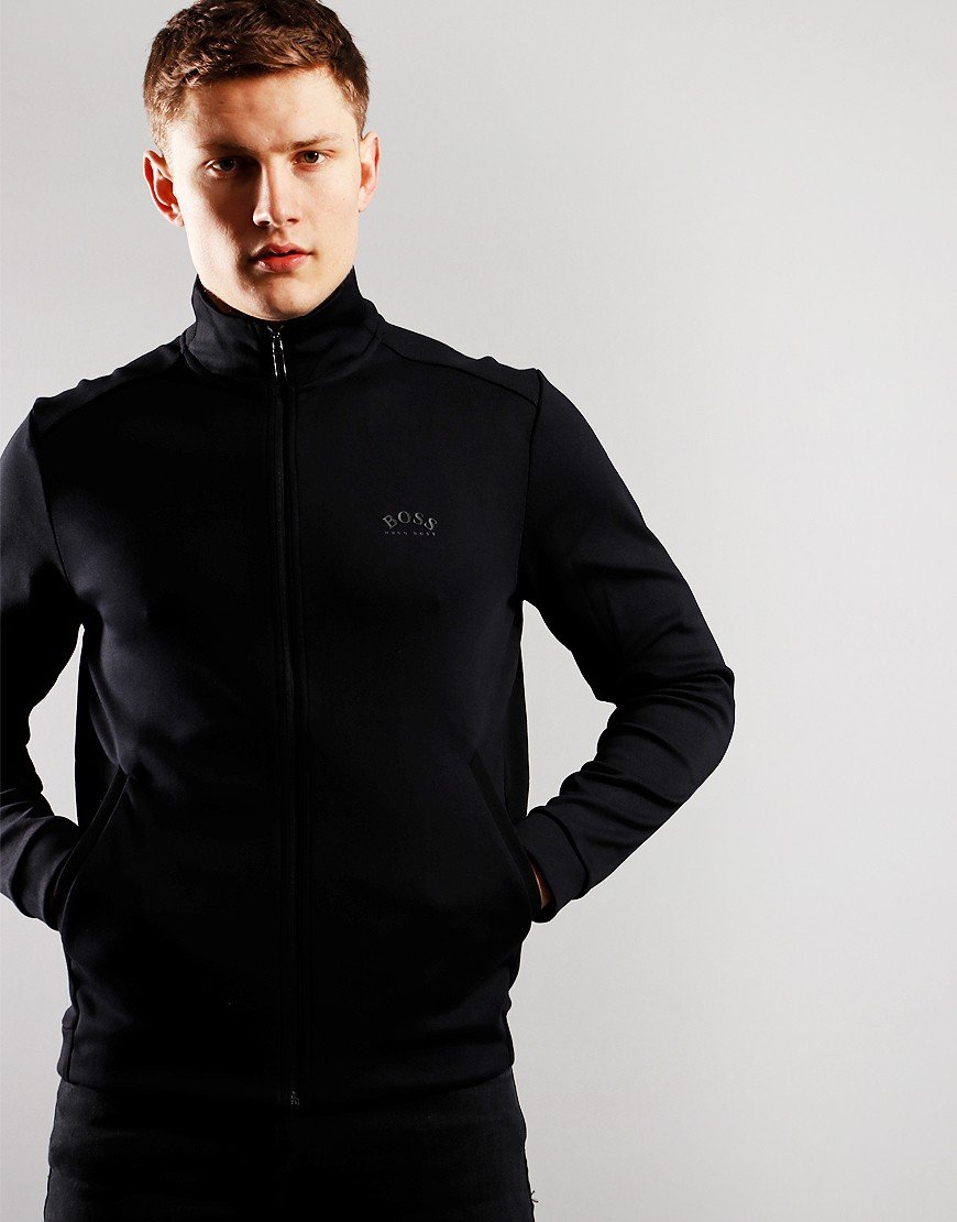 BOSS Skaz Track Top Black