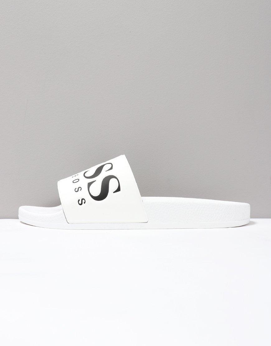 BOSS Solar Slider White
