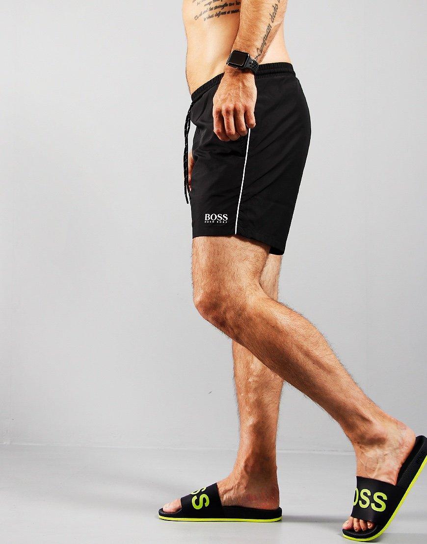 BOSS Starfish Swim Shorts Black
