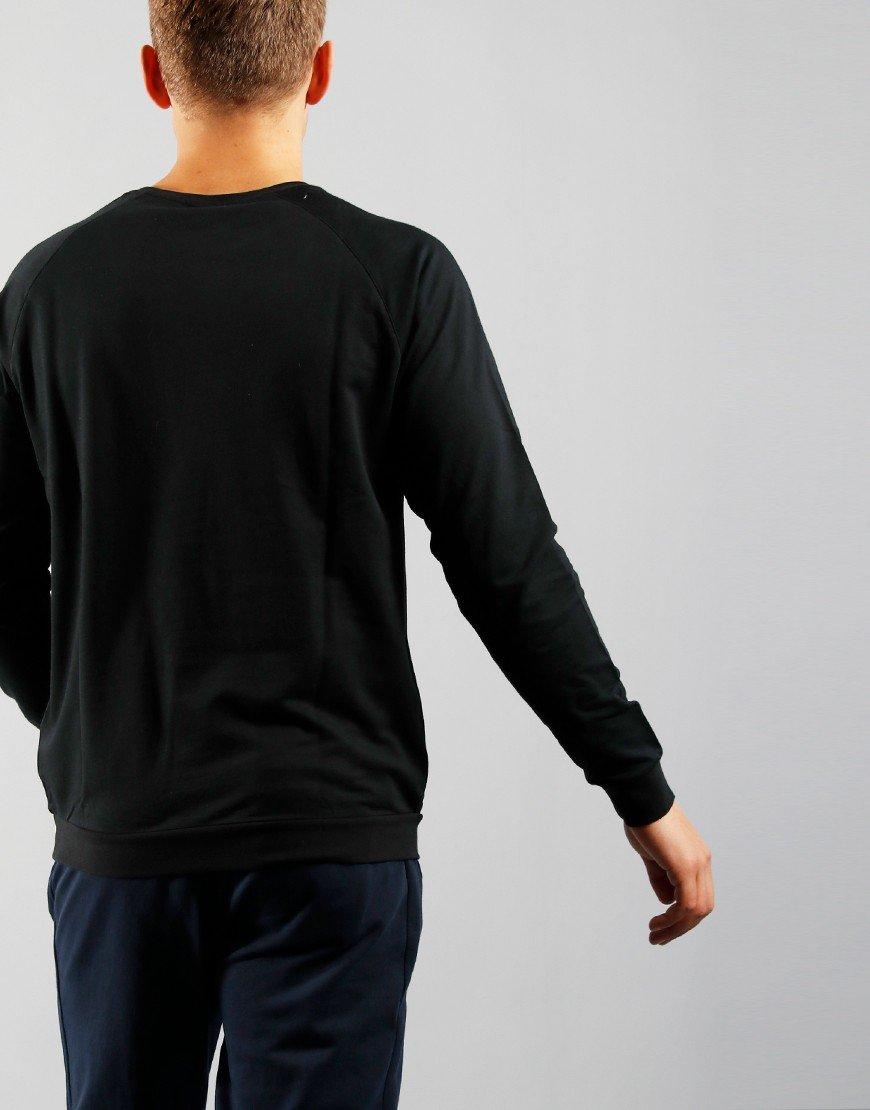 BOSS Bodywear Authentic Sweatshirt Dark Black
