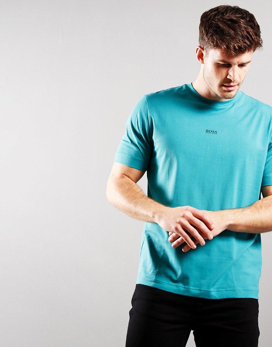 BOSS Tchup T-Shirt Turquoise/Aqua