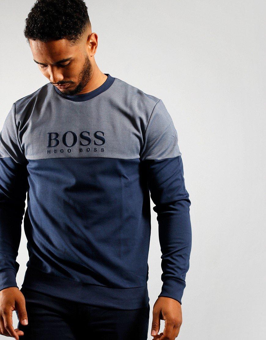 BOSS Bodywear Tracksuit Sweat Dark Blue