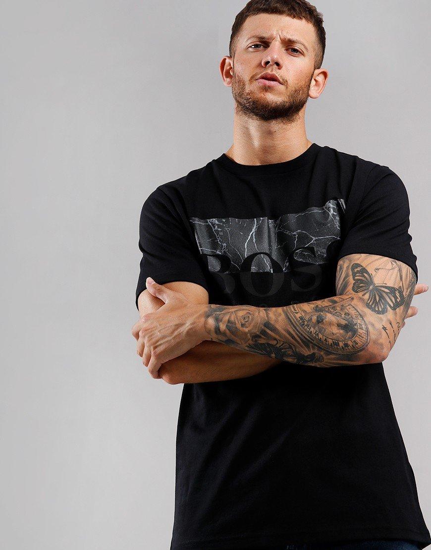 BOSS Trek 4 T-Shirt Black