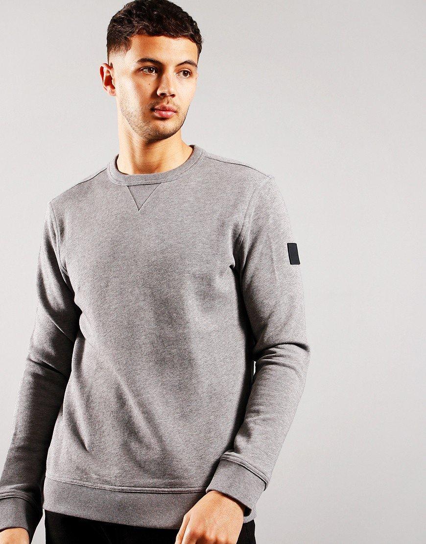 BOSS Casualwear Walkup 1 Sweat Light/Pastel Grey
