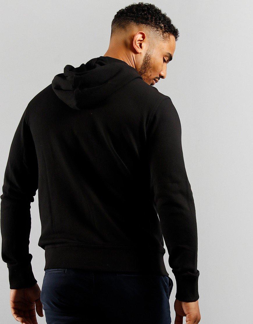 BOSS Casualwear Zounds 1 Hooded Zip Sweat Black