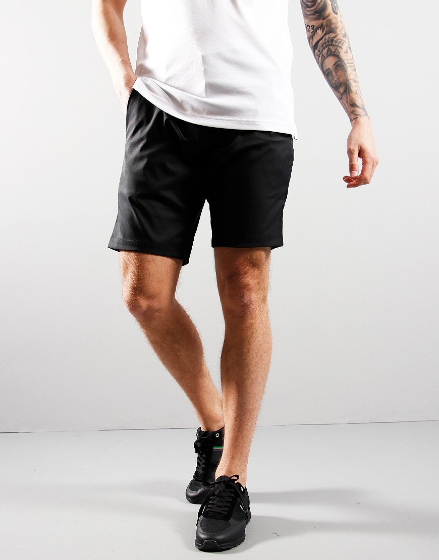 BOSS Litt Slim Fit Shorts Black