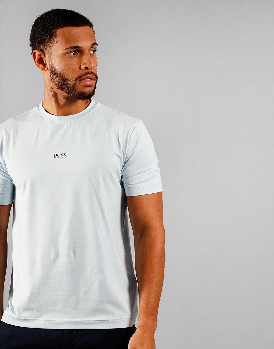 BOSS TChup T-Shirt  Light Pastel Blue