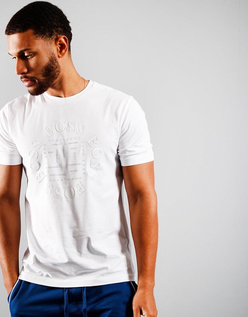 BOSS Tee City T-Shirt White