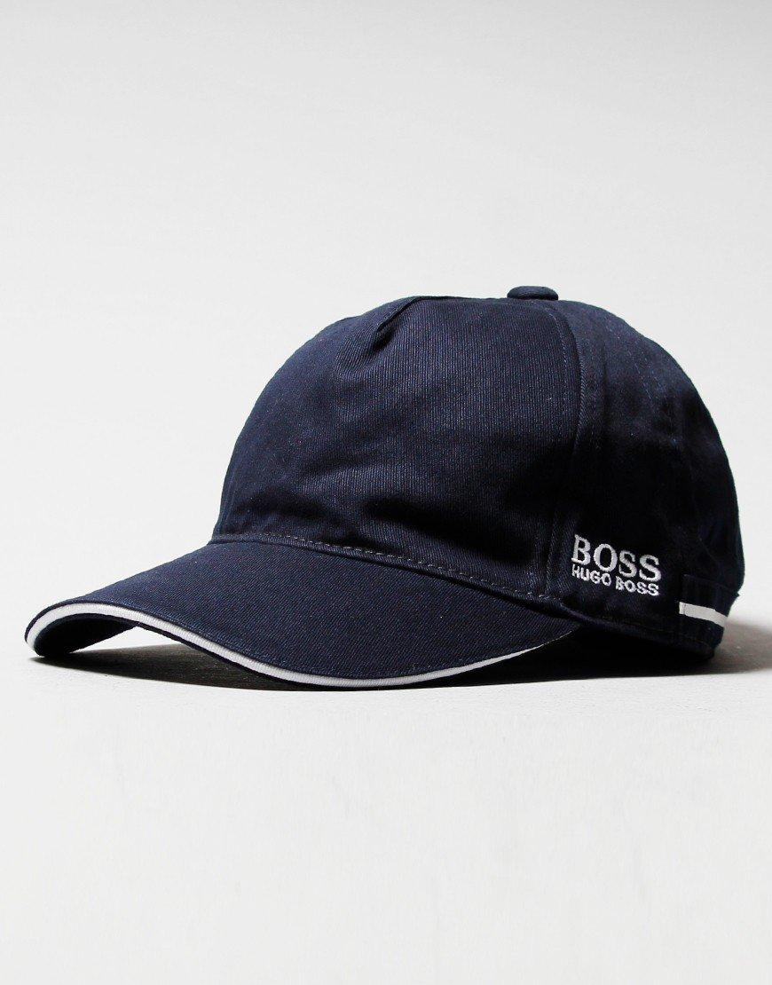 BOSS Kids Baseball Cap Navy