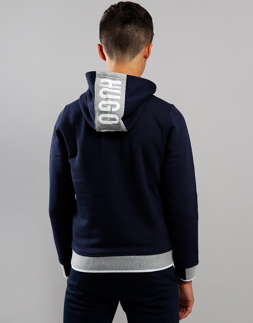 BOSS Kids Cardi Suit Sweat Navy