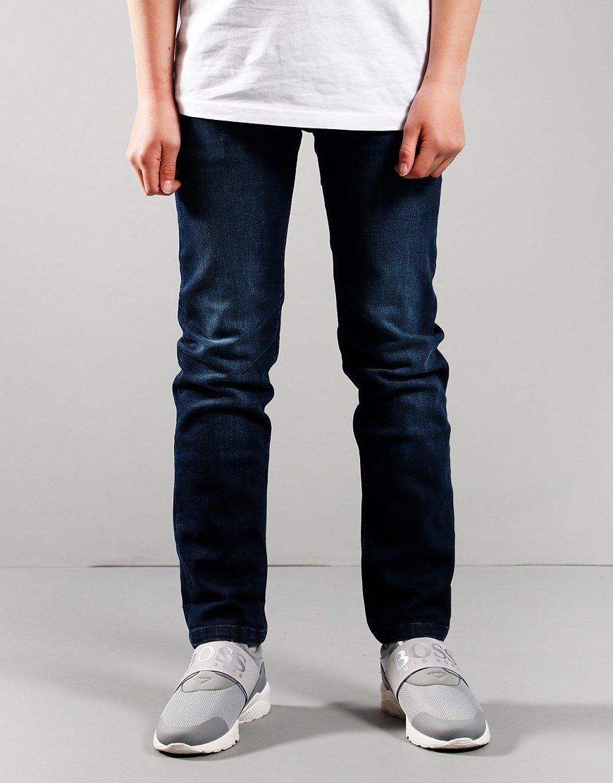 BOSS Kids Jeans Stone Pulverisation