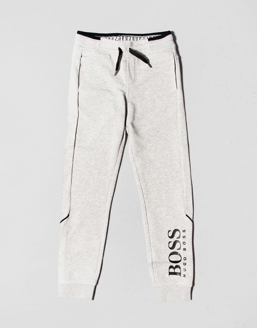 BOSS Kids French Terry Joggers Grey