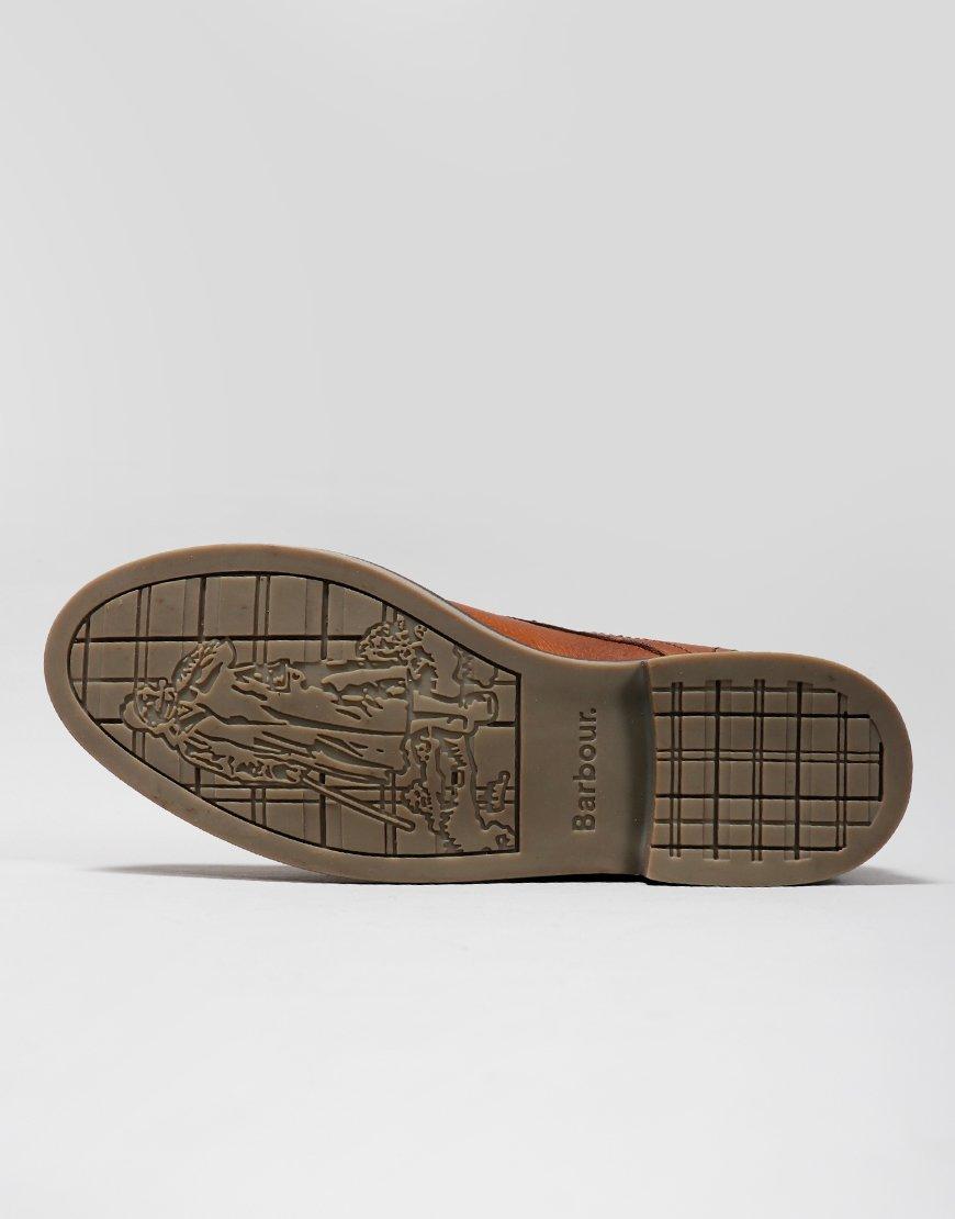 524015c97300b Barbour Dalton Boots Cognac - Terraces Menswear