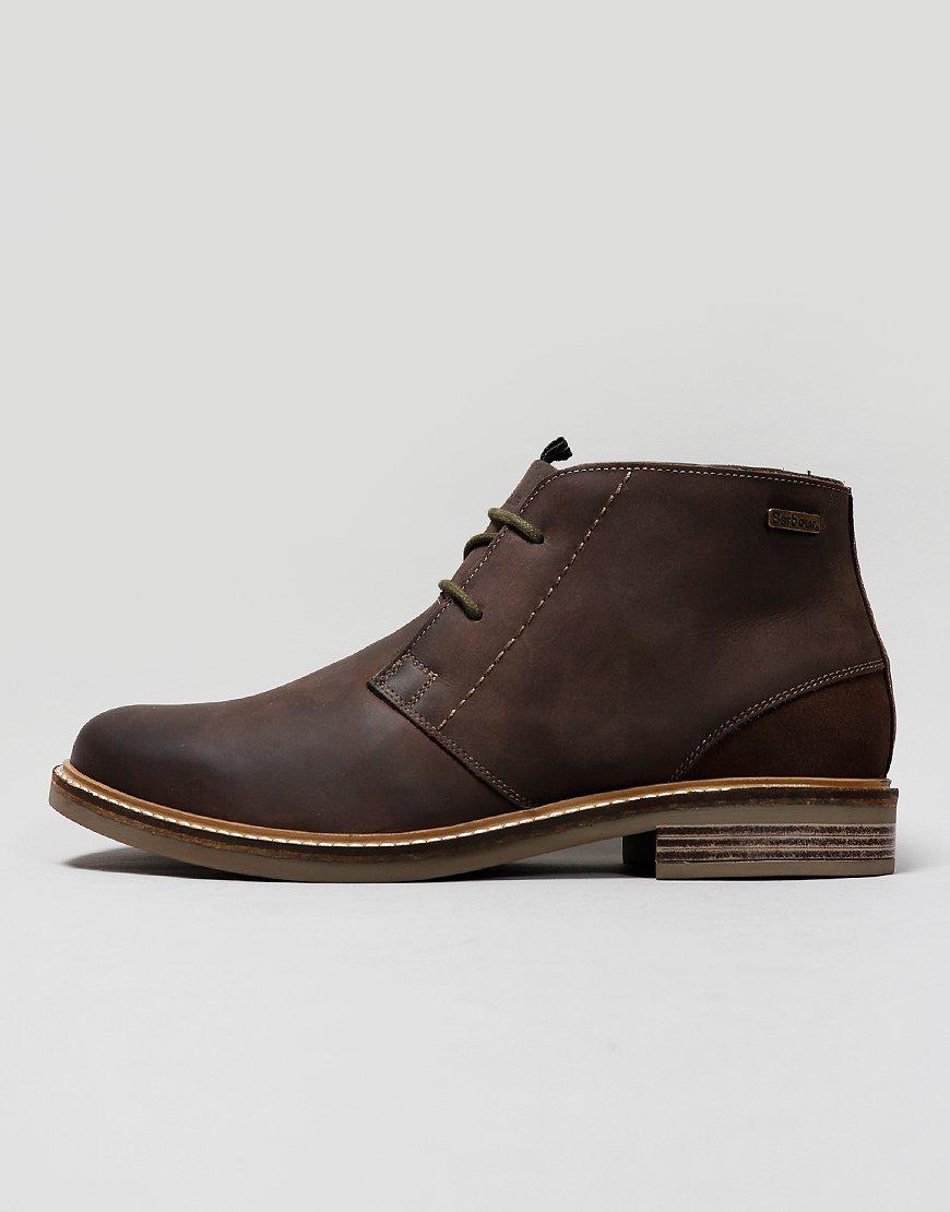 Barbour Readhead Chukka Boots Choco