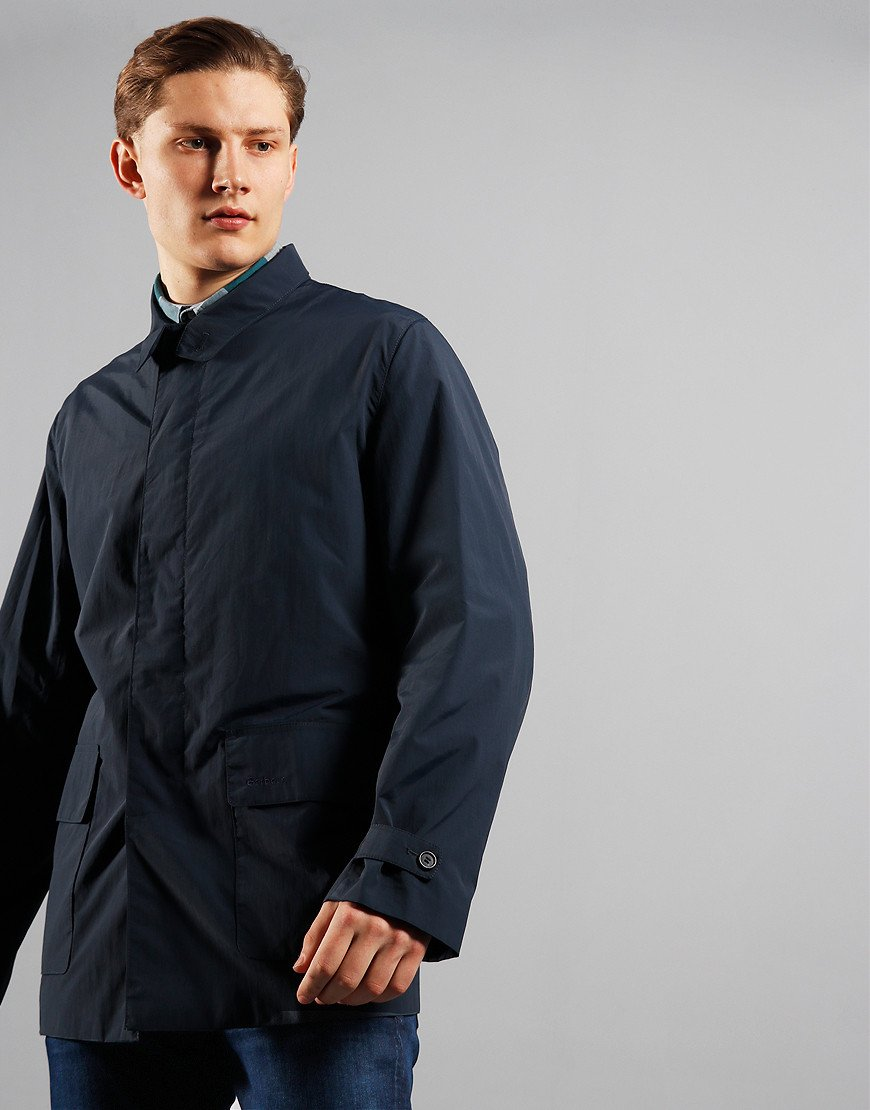 Barbour Ark Casual Jacket Navy