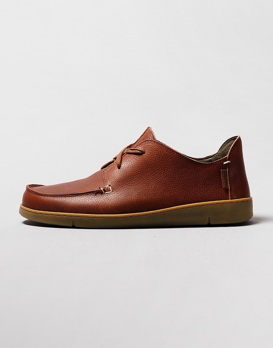 Barbour Beacon Bandicoot Shoe Cognac
