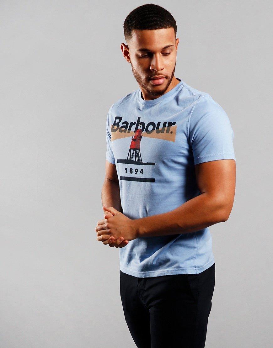 Barbour Beacon 94 T-Shirt Colorado Blue