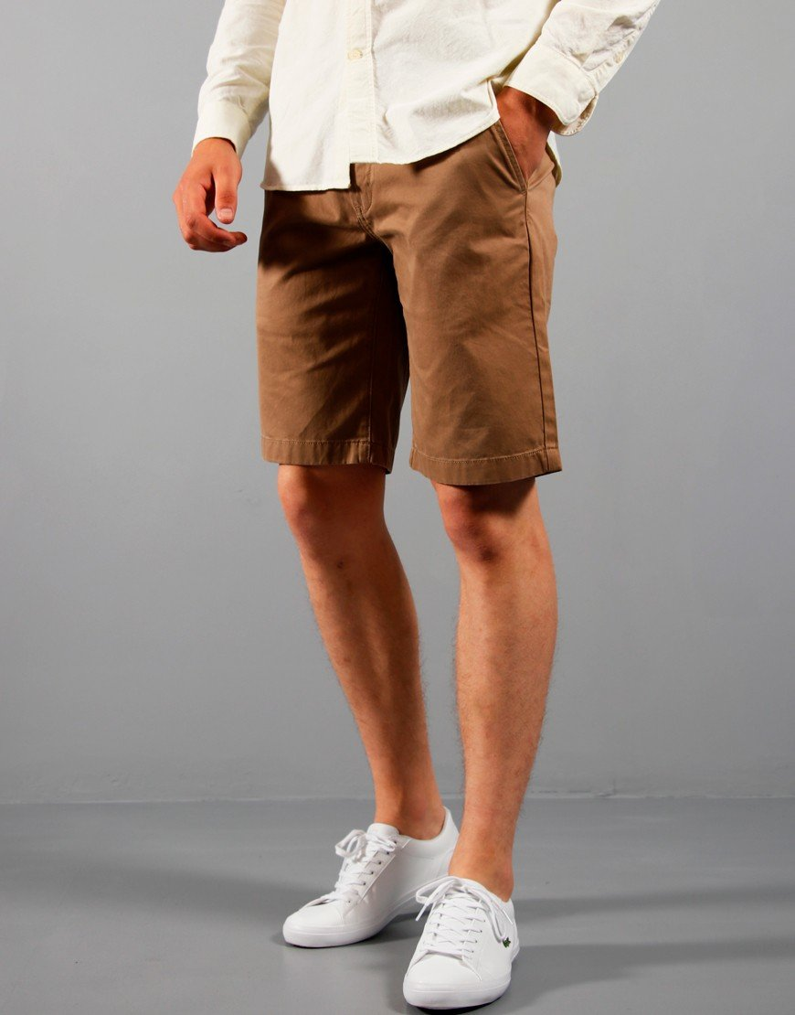 Barbour City Neuston Shorts Stone