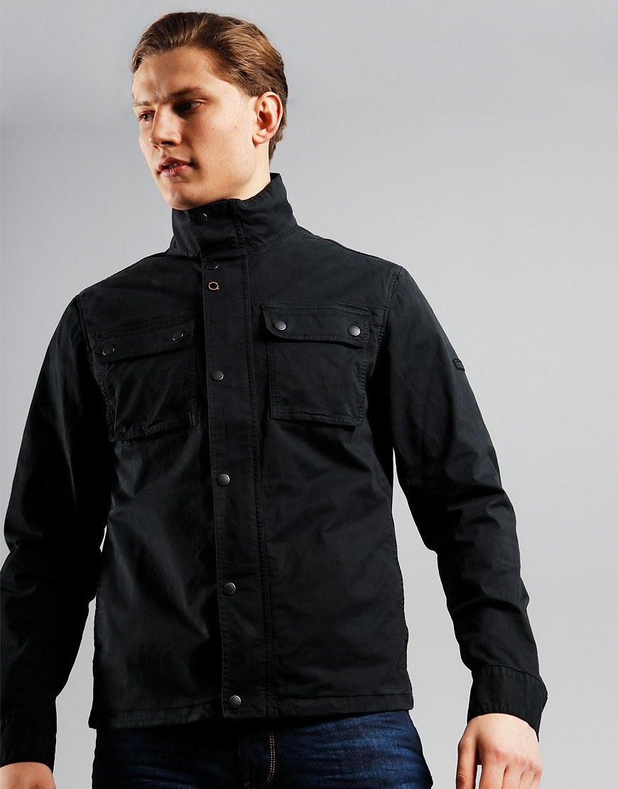 Barbour International Gresham Casual Jacket Black