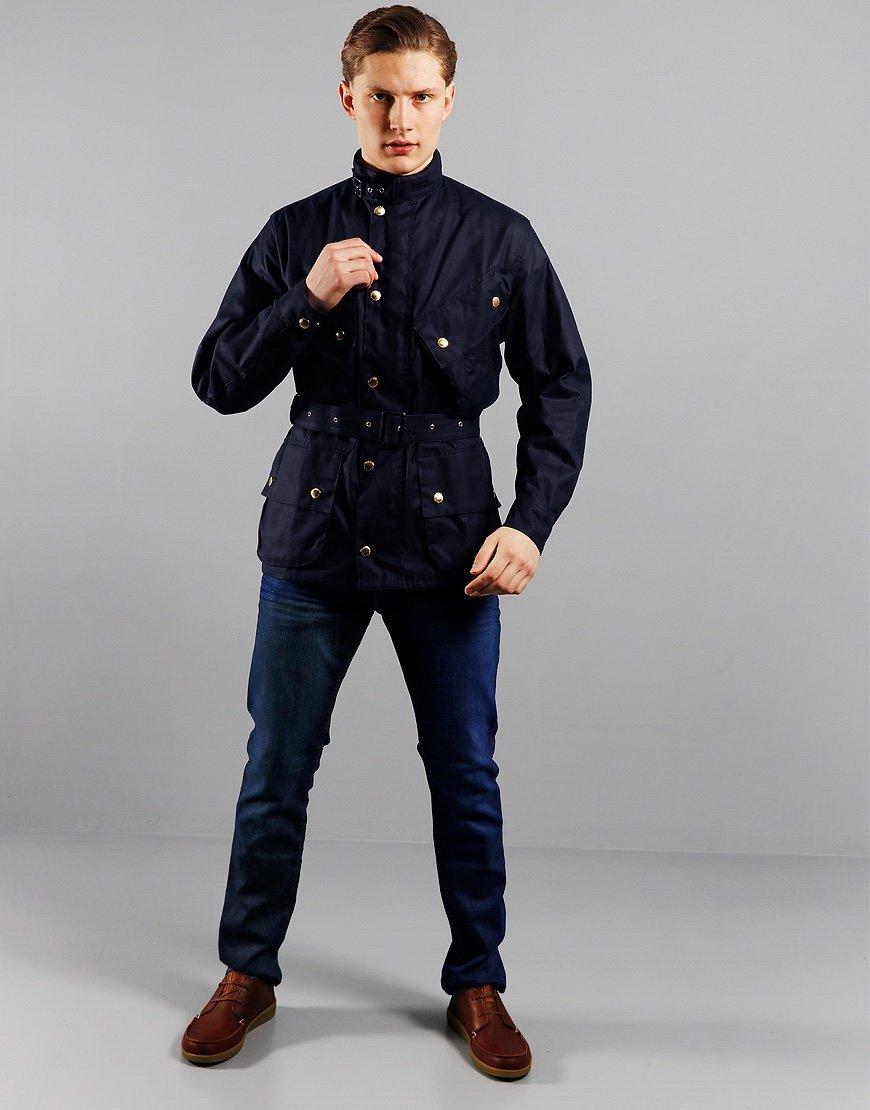 barbour international original jacket