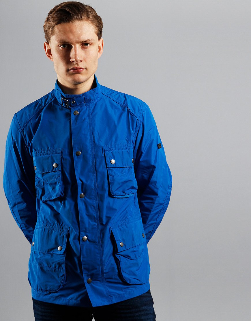Barbour International Weir Casual Jacket Ink