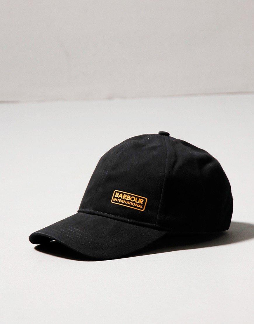 Barbour International Norton Drill Cap Black