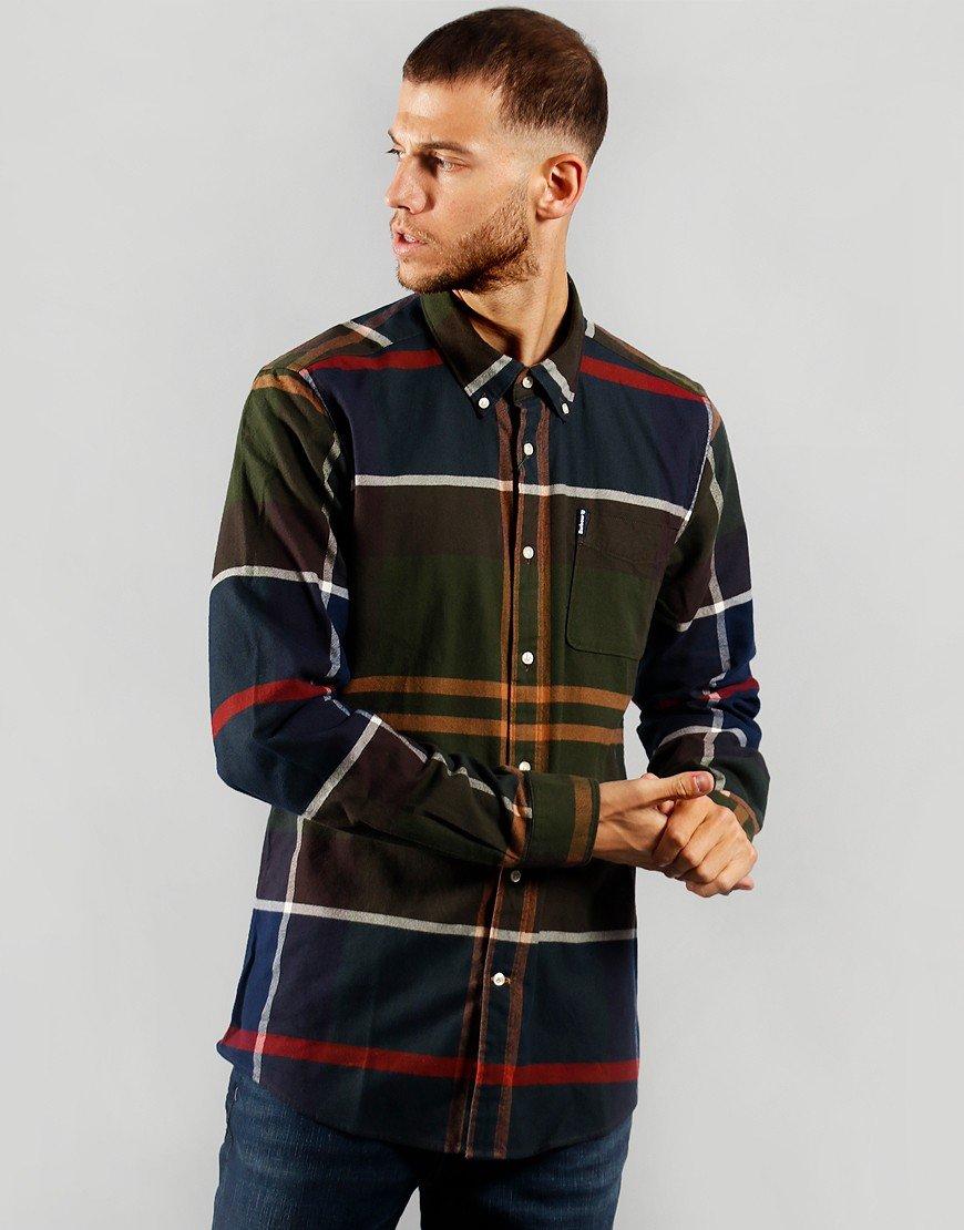 Barbour Tartan 7 Shirt Classic Tartan
