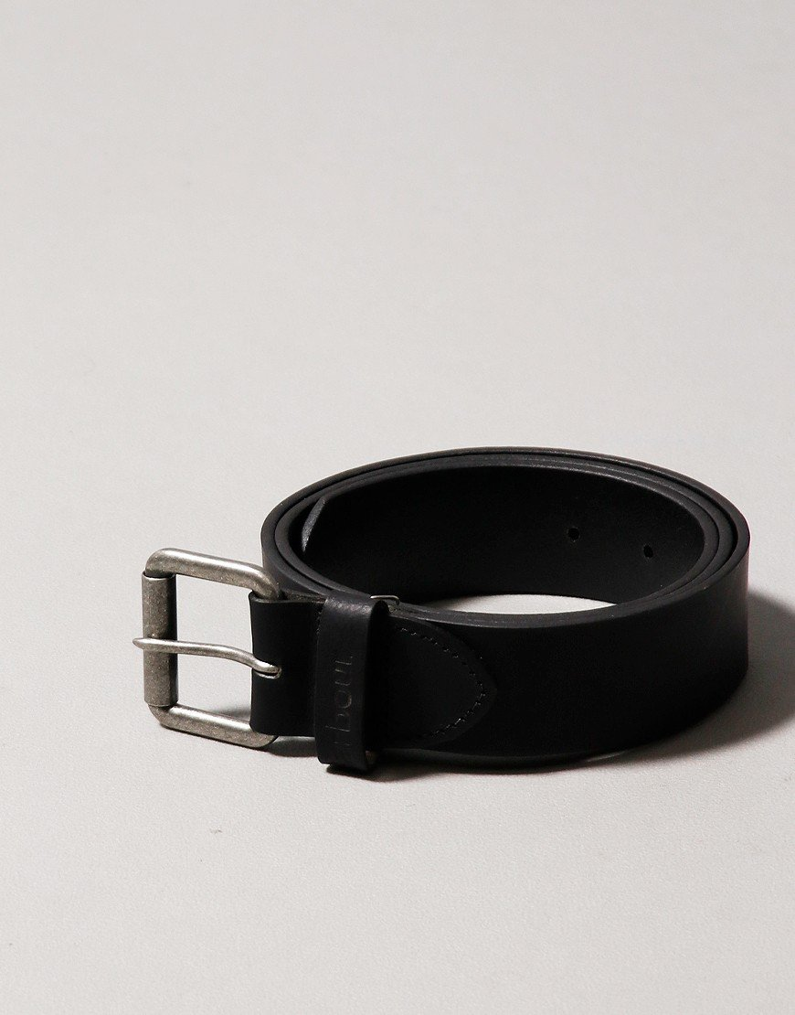 Barbour Allaton Leather Belt Black