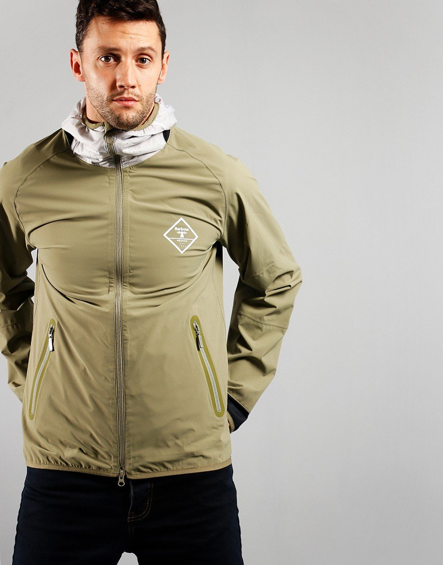 Barbour Beacon Etterick Jacket Light Moss