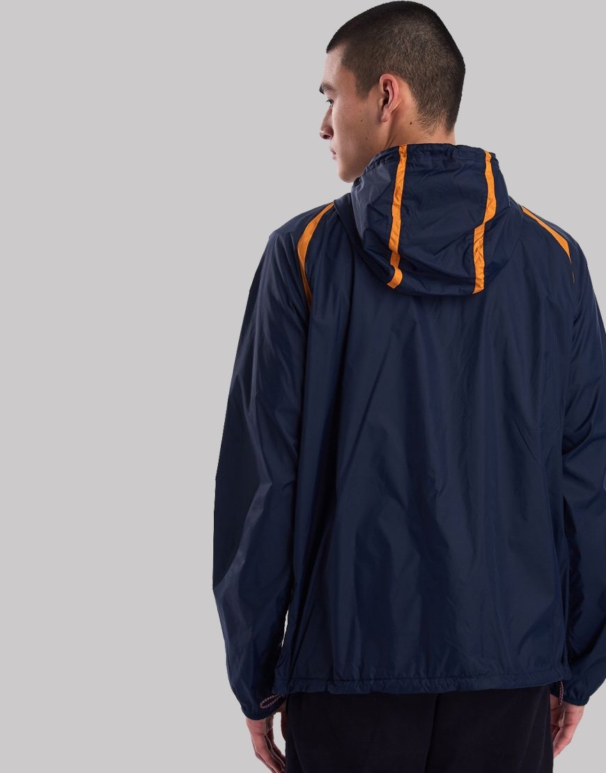 Barbour Beacon Bowhill Jacket Navy