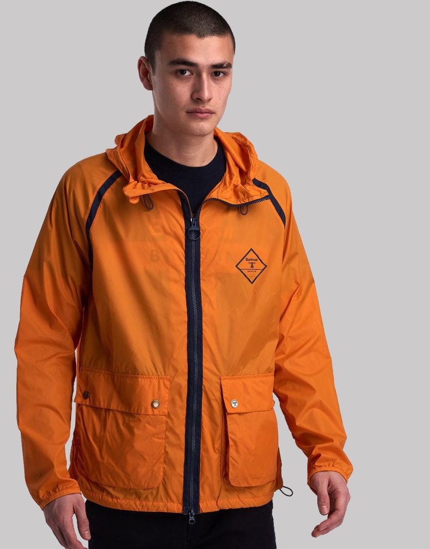 Barbour Beacon Bowhill Jacket Sunrise