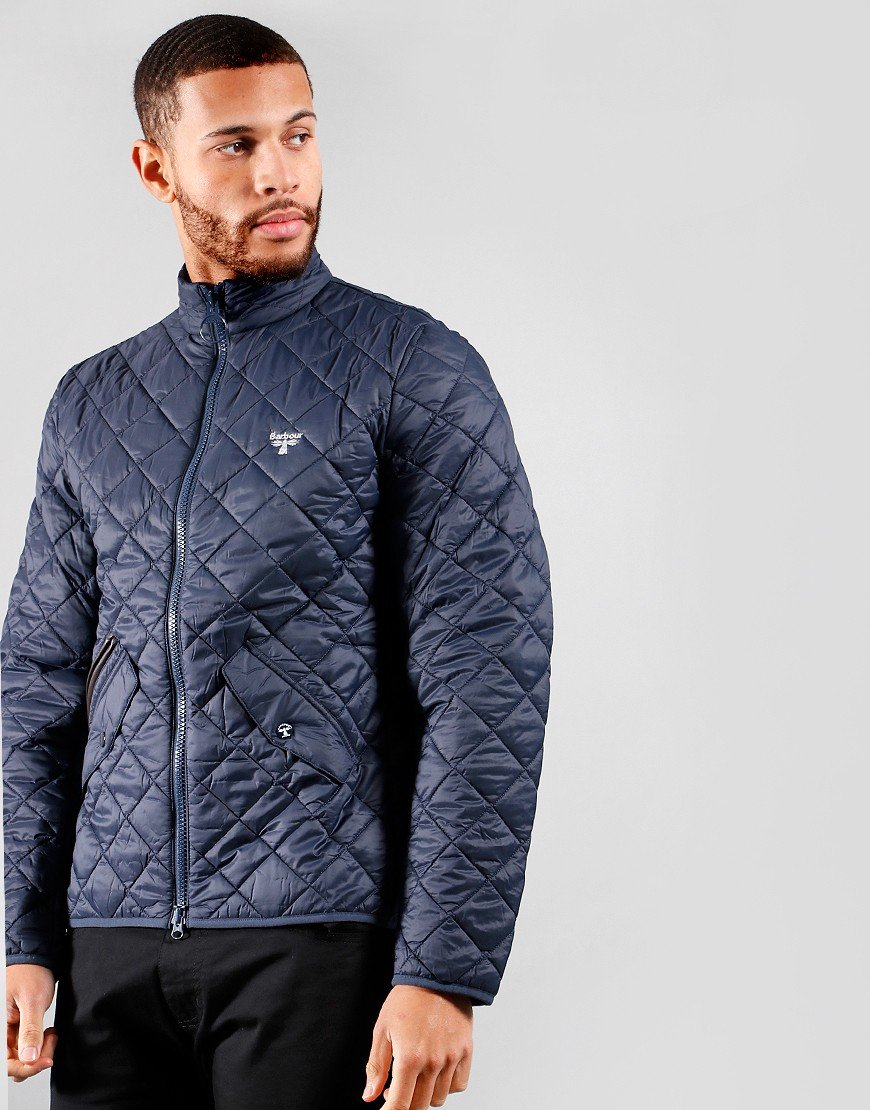 Barbour Beacon Chelsea Jacket Navy