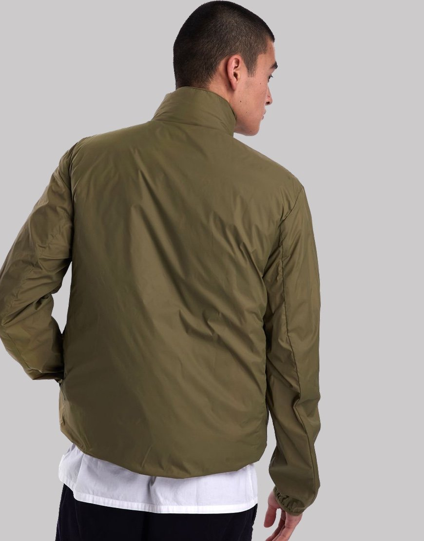 Barbour Beacon Dale Jacket Bleached Olive