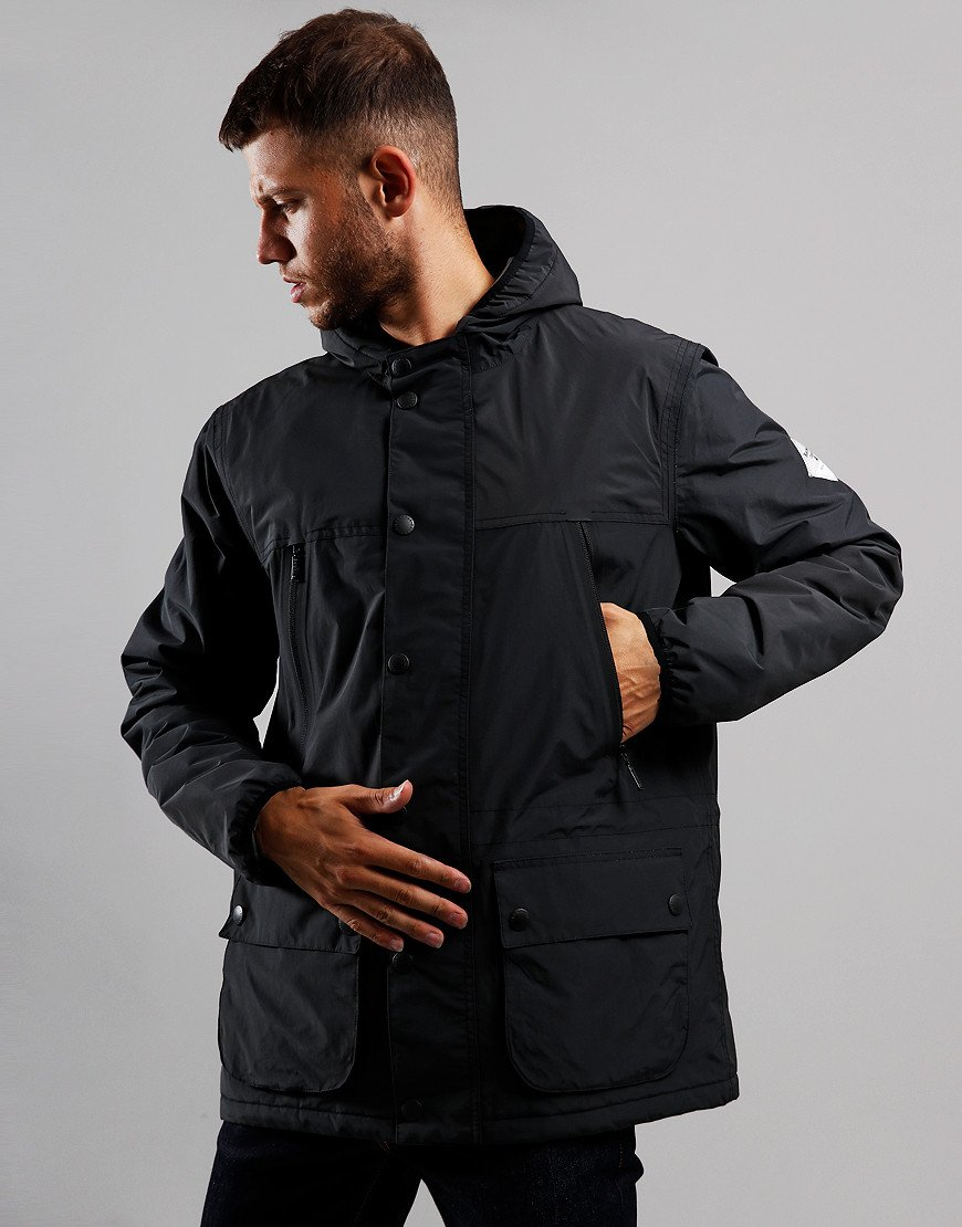 Barbour Beacon Donnington Jacket Black